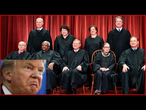 RED ALERT !! Supreme Court D-OES IT – Trump G.iven The News