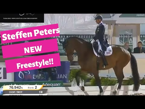 Steffen Peters & Suppenkasper Win The Grand Prix Special With 83.495%