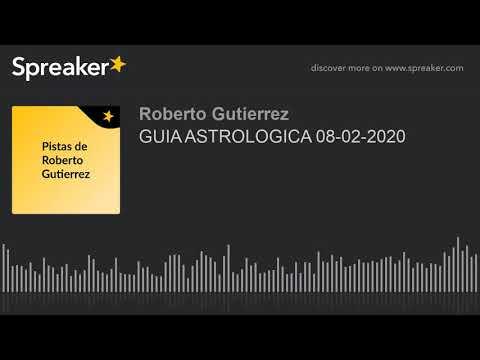 GUIA ASTROLOGICA 08-02-2020