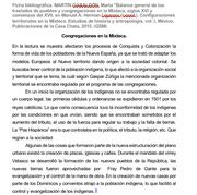 Congregaciones Mixtecas