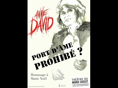 ANNE DAVID SUR SCENE