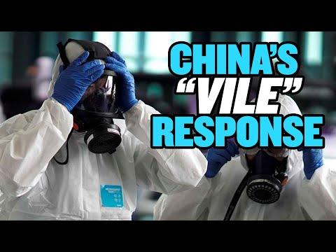 """China's """"Extremely Vile"""" Response to Novel Coronavirus"""