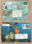 Mail art by Bonniediva (Gurnee, Illinois, USA)