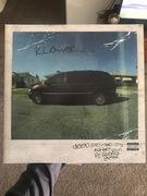 Kendrick Lamar Signed Good Kid, M.A.A.D City LP