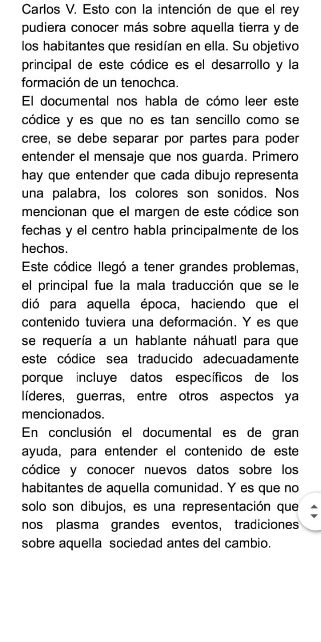 Documental Tlacuilo 2.