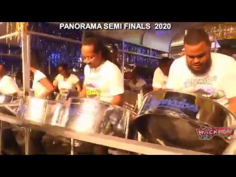 "Desperadoes Steel Orchestra  / ""More Sokah"" / - Panorama Semi-finals 2020"