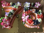 75th Number Cake