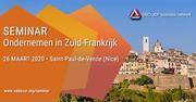 Seminar 'Ondernemen in Zuid-Frankrijk'