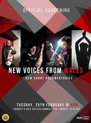 'New Voice from Wales' Documentary Premiere
