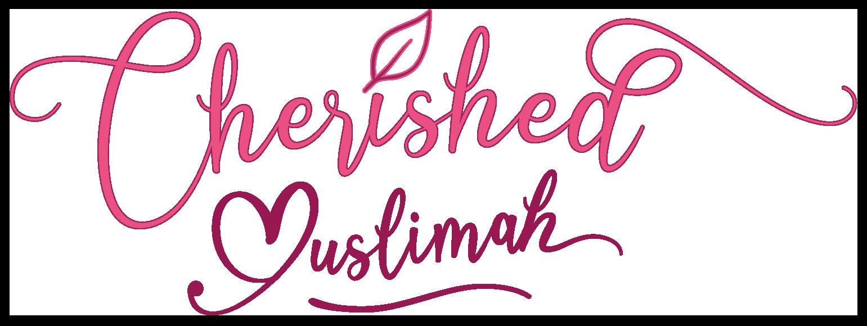 The Cherished Muslimah Sisterhood Logo