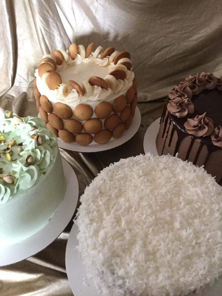 Variety cakes for any holiday