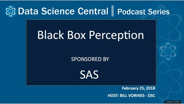 DSC Podcast Series: Black Box Perception