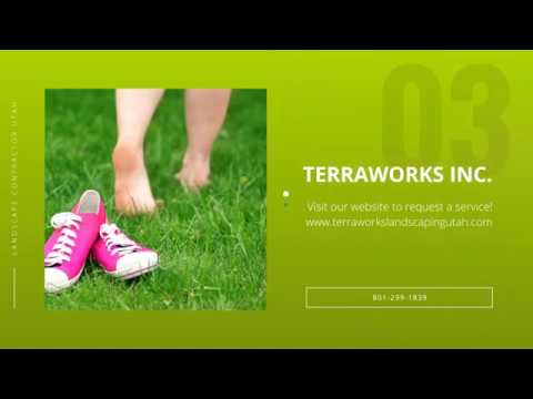 TerraWorks Inc: Contractor for Landscape in Utah