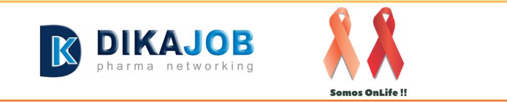 DikaJob - Rede Social Farma, Biotec e Life Sciences