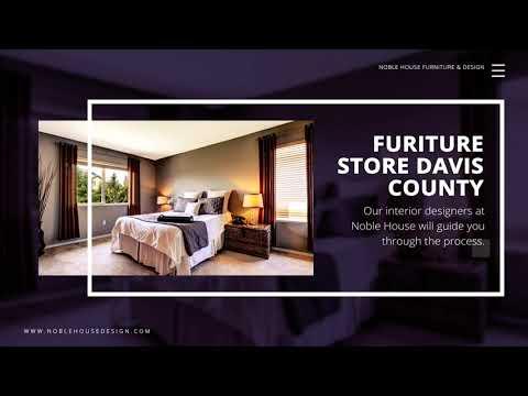 Furniture and Design Store in Davis County