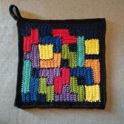 Topflappen Tetris