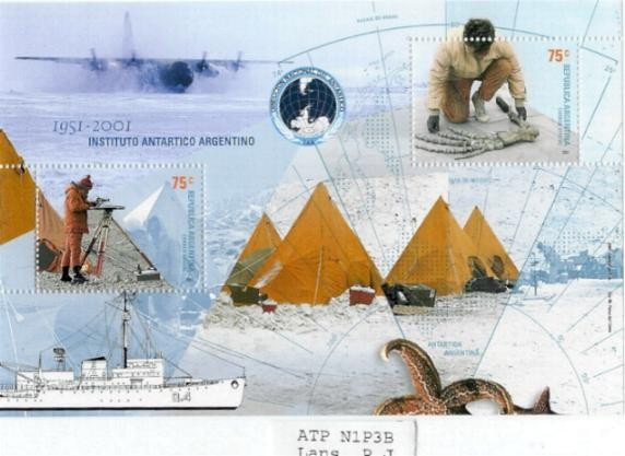 50 years of research in the Polar region