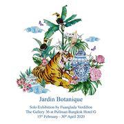 """นิทรรศการ """"Jardin Botanique"""""""
