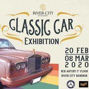 """นิทรรศการ """"Classic Car"""""""