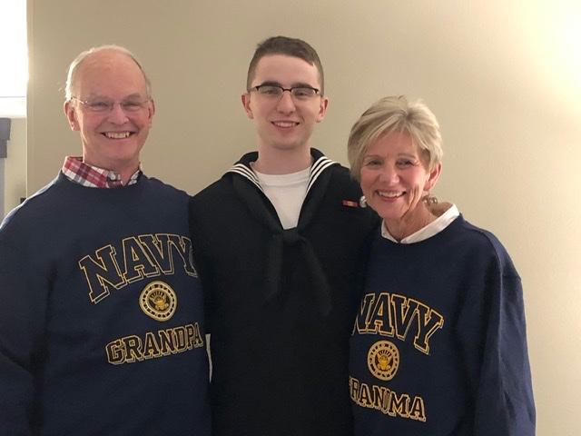 Proud Grandparents!