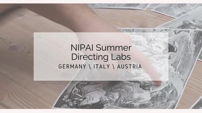 NIPAI Summer Directing Labs