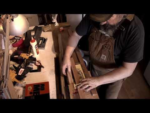 Making a cigar box guitar neck with ChickenboneJohn