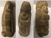 Escultura de Piedra Indígena
