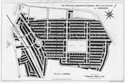 Original Plans for Noel Park Estate, Wood Green