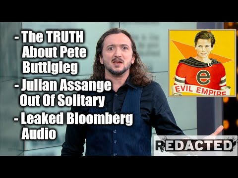 The TRUTH About Pete Buttigieg, Leaked Bloomberg Audio, Julian Assange Out Of Solitary