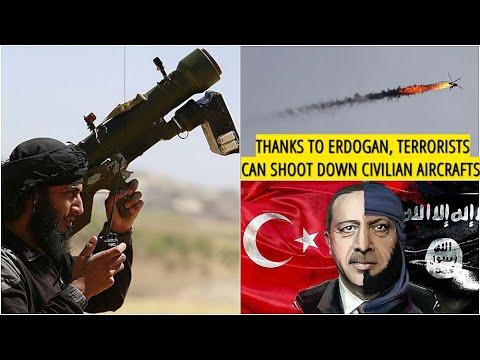 Russian Report From Syria: Turkey Supplies Man-Portable Anti-Aircraft Missile To Al-Qaeda Terrorists