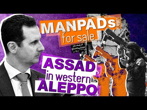 Turkish MANPADs Don't Help. Syrian Army Liberates Entire Westen Aleppo