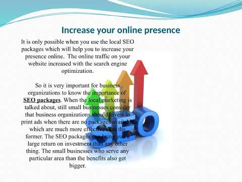 The Rankings With The Help Of Local SEO