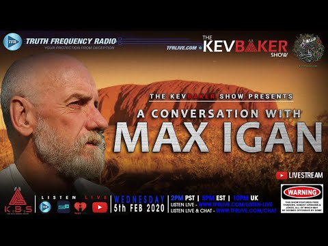 A Conversation With Max Igan: What Really Happened To Him & The Truth Trap