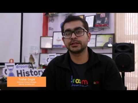 Droom History