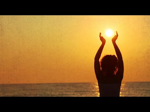 The Feminine Sun Meditation: Invoking the Divine Rays.