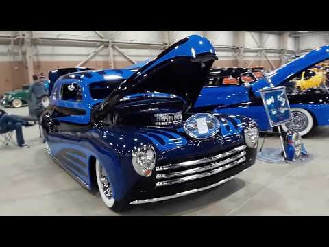 Custom Cars,Street Machines,Hot Rods, Tuners and Modern Muscle At the 2020 Motorama, Harrisburg