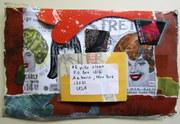 Mail art by PetrolPetal (Kwa Zulu Natal, South Africa)