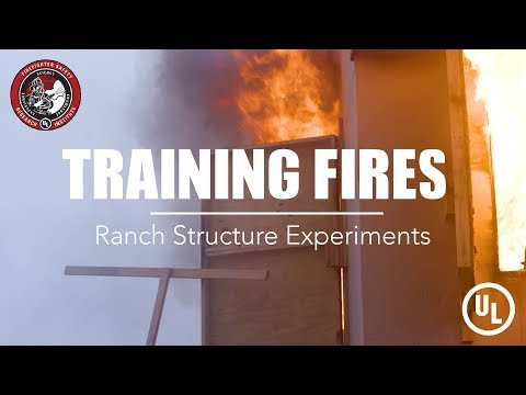 Training Fires: Ranch Structure Experiments