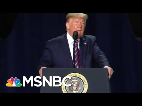 Morally Bankrupt Trump National Prayer Breakfast MSNBC