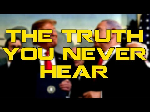 The truth you never hear. (The Zionist Game)