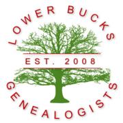 Lower Bucks Genealogists