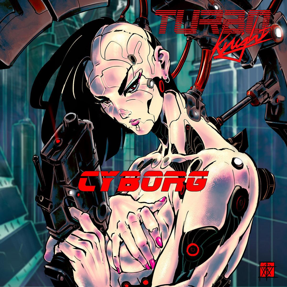 Turbo Knight, 'Cyborg Remixed'