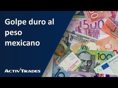 Video Análisis: Golpe duro al peso mexicano