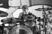 Chad Smith of the Red Hot Chili Peppers Makes Jacksonville Stop on Art Tour