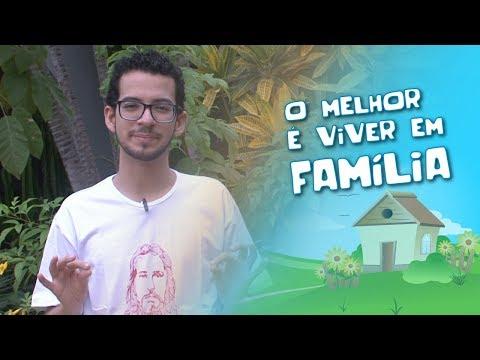 O melhor é viver em família - Cidadão do Universo