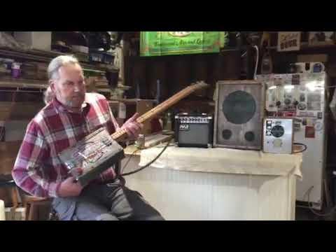 2 string C.B. Gritty G Bass