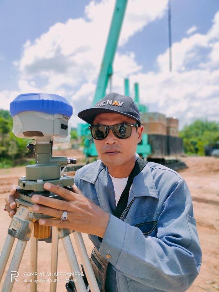 Jefri Yusoff - Surveyor Malaysia