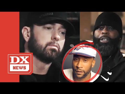 """Eminem Admits He Is A Guest In The """"House Of Hip Hop"""" During Crooked I Interview"""