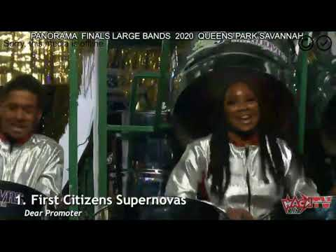 """""""Dear Promoter"""" - Supernovas Steel Orchestra (2020 Panorama LARGE BAND Finals)"""