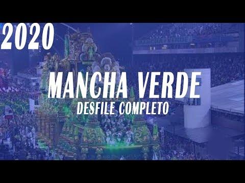 MANCHA VERDE 2020 - DESFILE COMPLETO